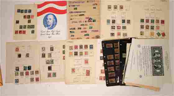 United States and Canada Stamp Collection [137879]