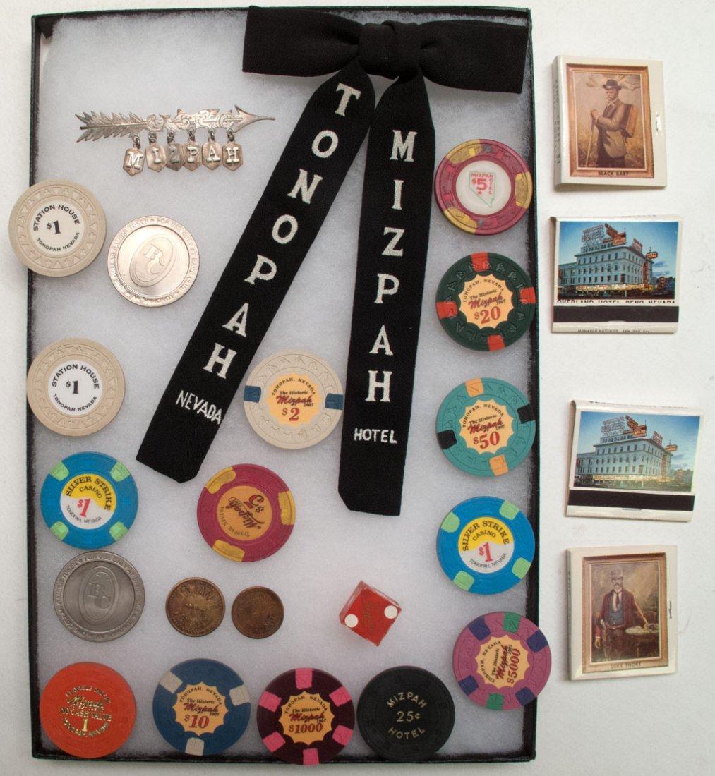 Tonopah Gambling Collection