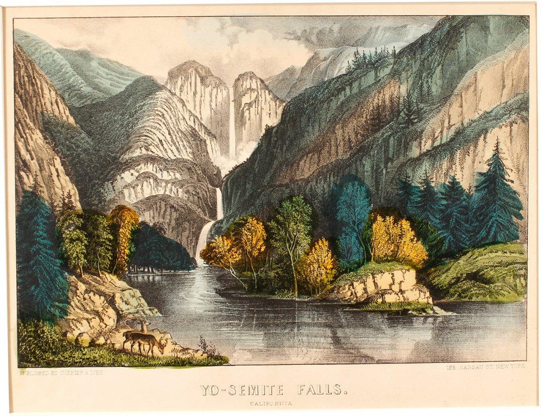 Yo-Semite Falls