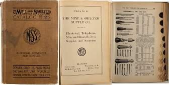 The Mine & Smelter Supply Co. Catalog No. 26