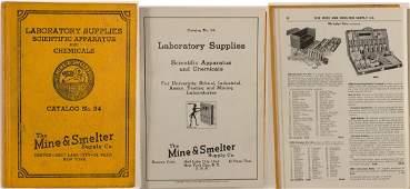 The Mine & Smelter Supply Co. Catalog No. 94