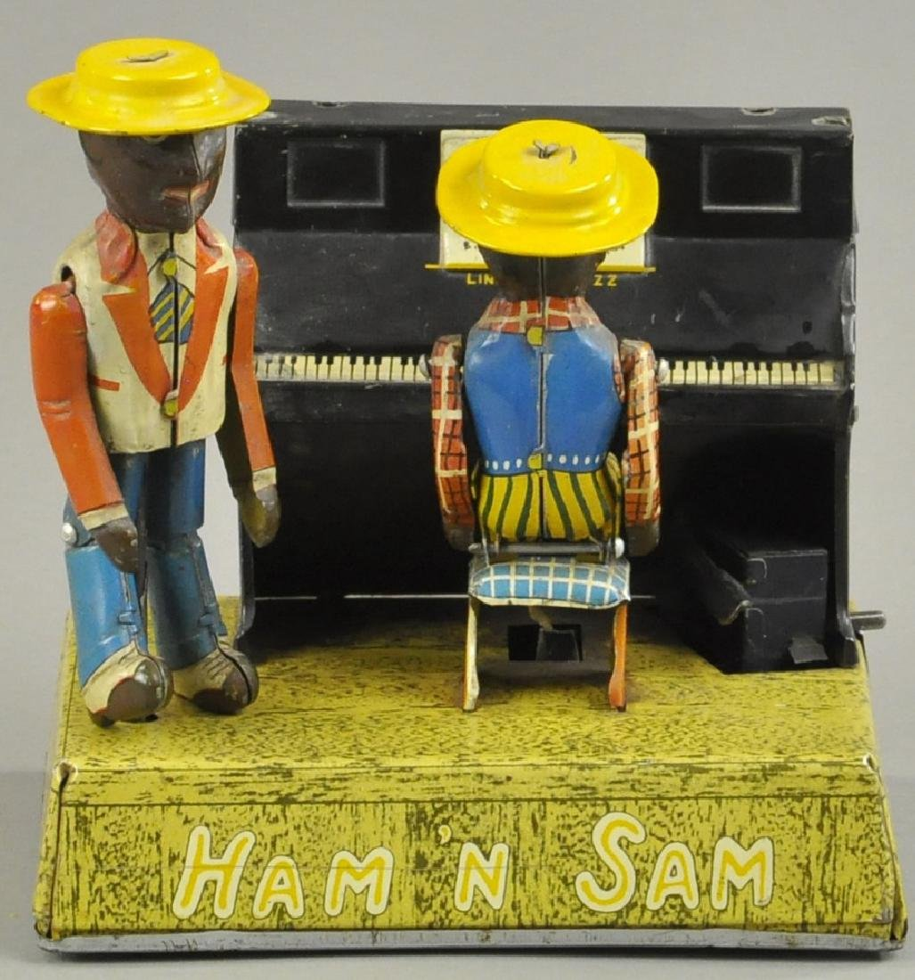 LINEMAR HAM 'N SAM BAND
