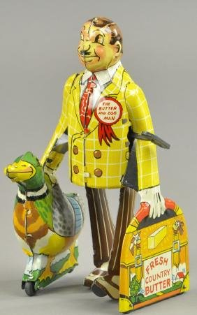 MARX BUTTER & EGG MAN