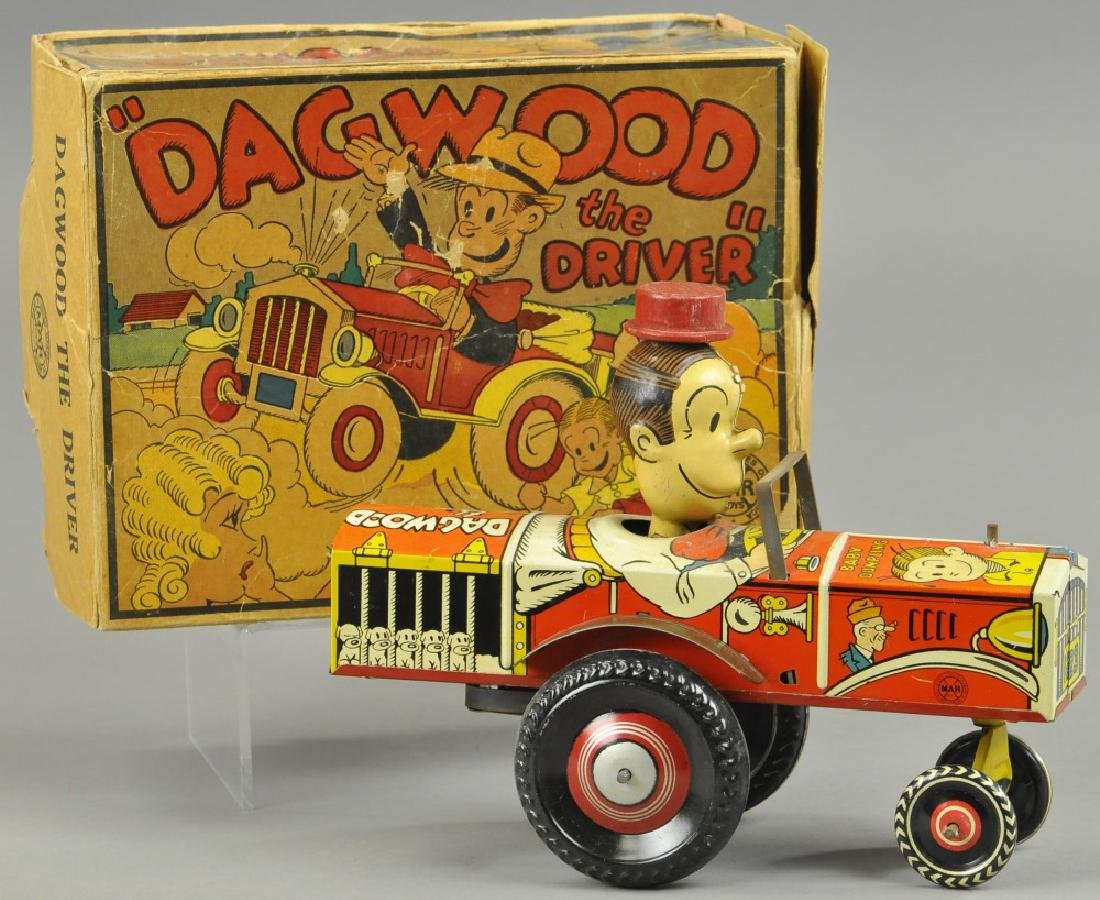 BOXED MARX DAGWOOD DRIVER