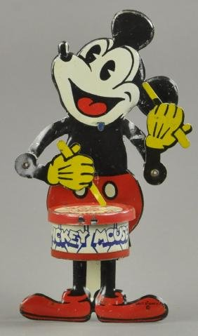 CHEIN NIFTY MICKEY MOUSE JAZZ DRUMMER