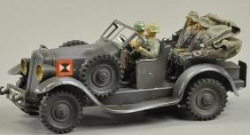 HAUSSER GERMAN ARMY STAFF CAR