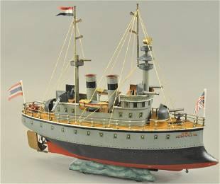 MARKLIN BATTLESHIP HMS EDWARD VII