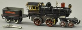 NICE IVES #25 STEAM LOCOMOTIVE