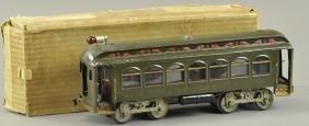 BOXED LIONEL #10 TRAIL CAR