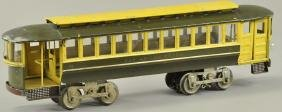 LIONEL MFG 8 PAY AS YOU ENTER TROLLEY