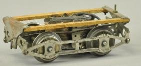 LIONEL TROLLEY MOTOR AND FRAME