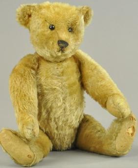 STEIFF GOLD TEDDY BEAR