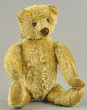 BLONDE TEDDY BEAR