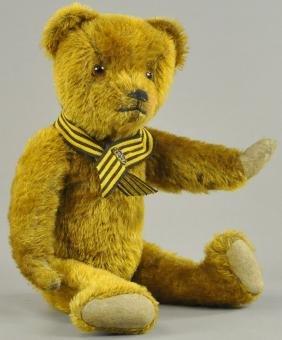 AUSTRIAN CINNAMON TEDDY BEAR