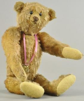 EARLY STRUNZ TEDDY BEAR