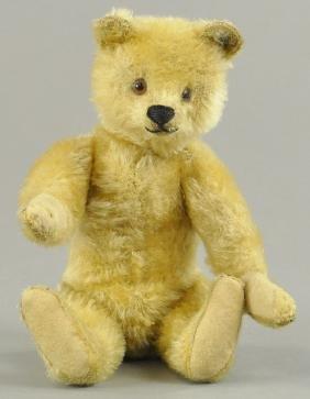 STEIFF LIGHT GOLD TEDDY BEAR