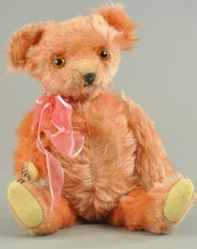 PETZ GERMAN MUSICAL TEDDY BEAR