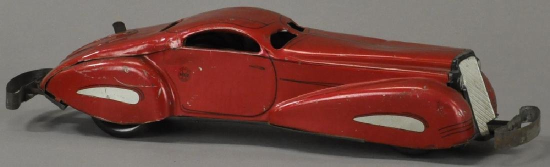 MARX STREAMLINE MYSTERY CAR