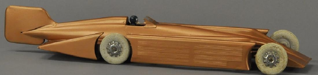 KINGSBURY GOLDEN ARROW RACER