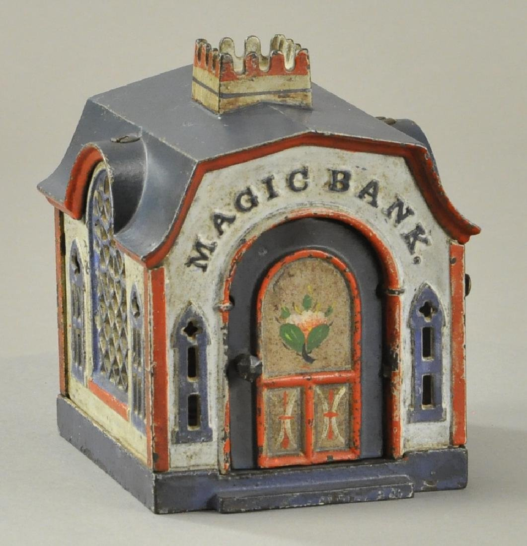 MAGIC MECHANICAL BANK