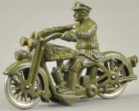 HUBLEY HARLEY DAVISON MOTORCYCLE