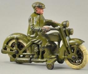 HUBLEY HARLEY DAVISON CIVILIAN MOTORCYCLE