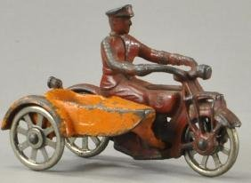 KILGORE SMALL CYCLE WITH SIDECAR