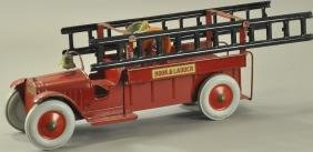 STRUCTO HOOK & LADDER TRUCK