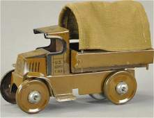 SMALL MARX ARMY TRUCK