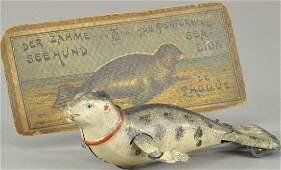 LEHMANN SEAL WITH BOX TOP
