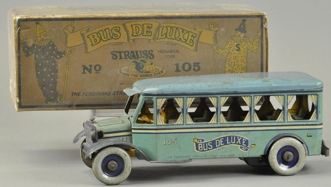 STRAUSS BUS-DE-LUXE WITH ORIG BOX