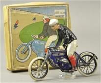 LEHMANN HALLOH MOTORCYCLE W/ BOX
