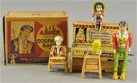 LI'L ABNER DOGPATCH BAND WITH PARTIAL BOX