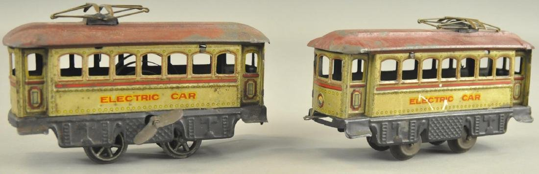 CARETTE TROLLEY AND TRAILER