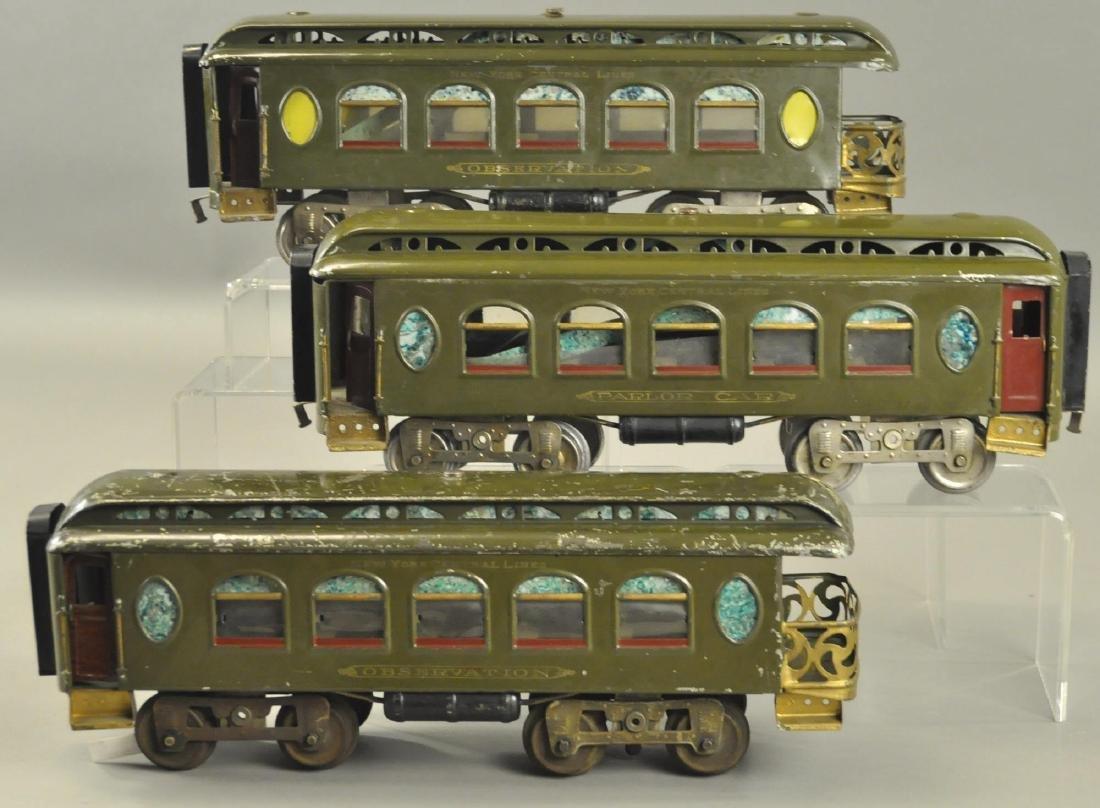 Standard Gauge Lionel Passenger Cars
