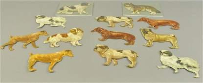 RAPHAEL TUCK ANIMALS