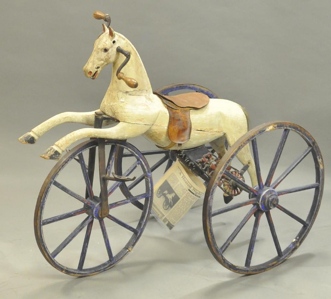 HORSE VELOCIPEDE