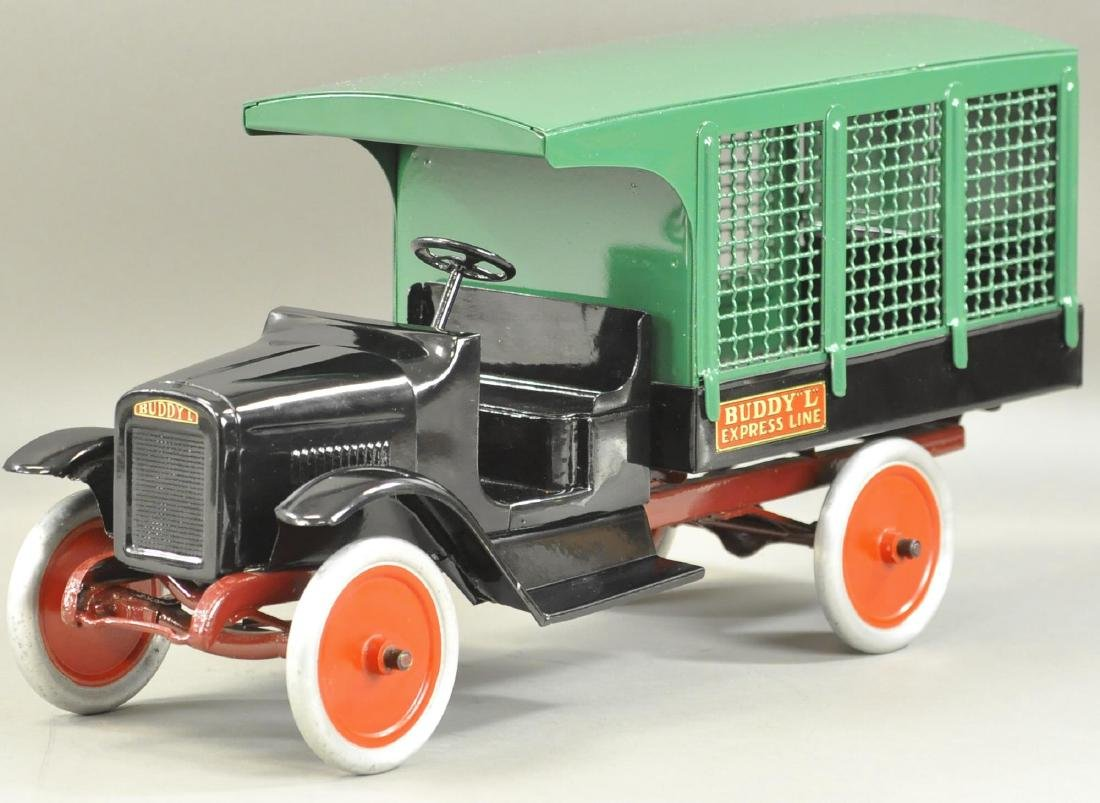 BUDDY L SCREEN SIDE EXPRESS TRUCK