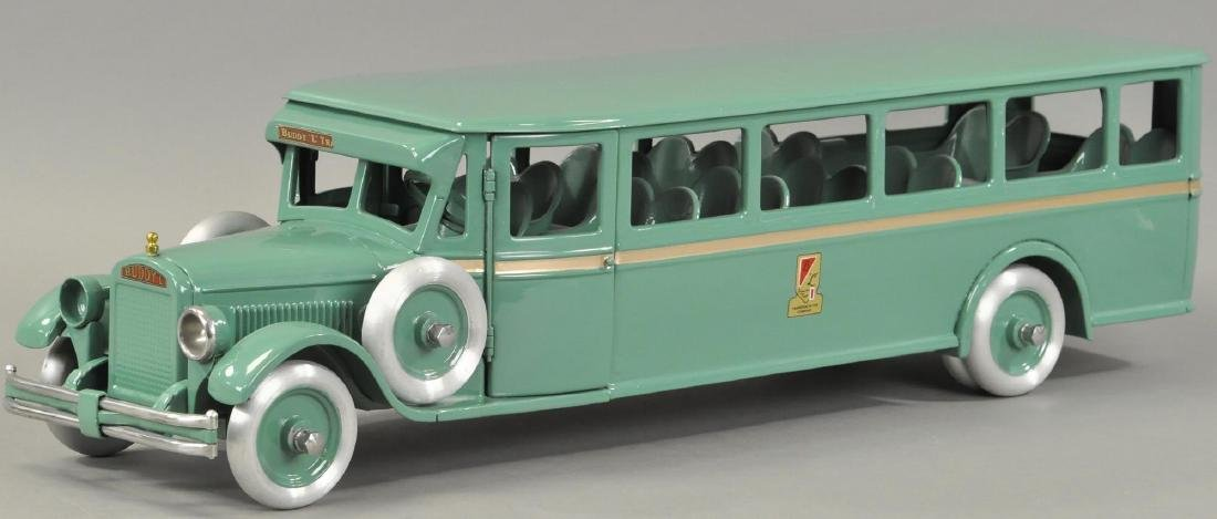 BUDDY L PASSENGER BUS