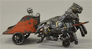WILKINS FOUR HORSE CHARIOT