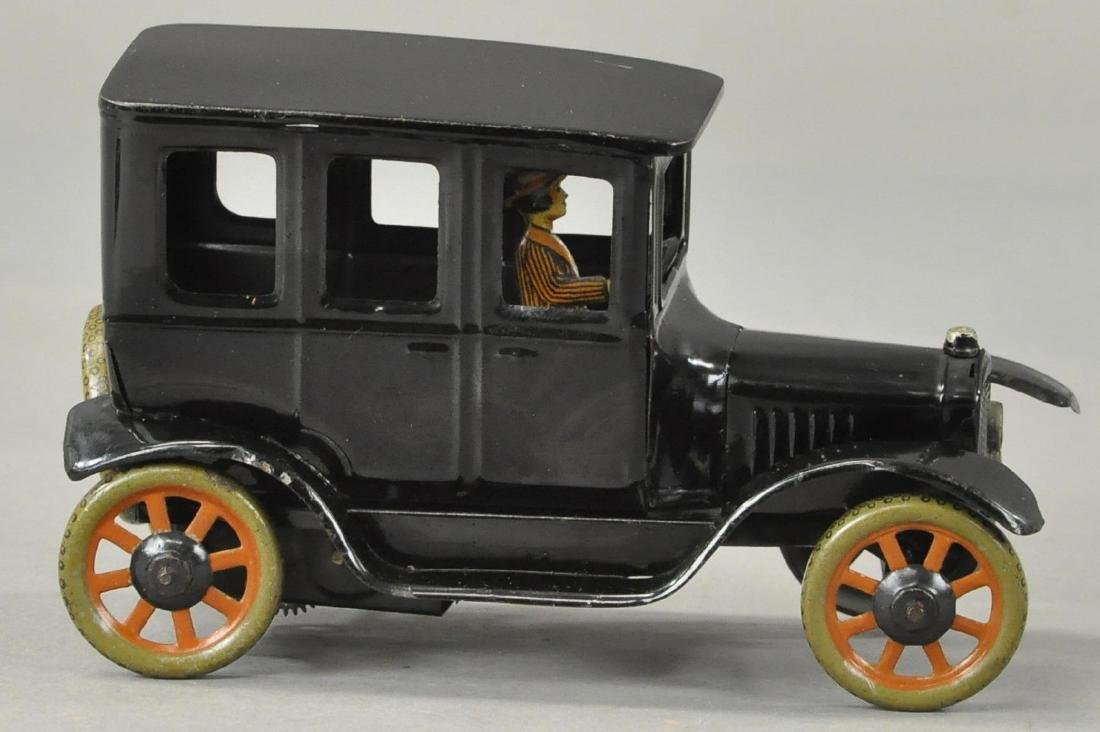 BING FOUR DOOR LIMOUSINE MODEL T FORD