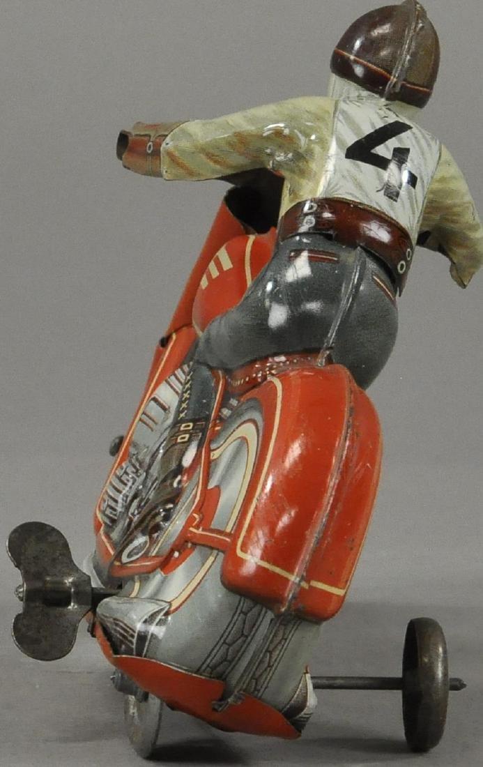 TECHNOFIX #4 RACER MOTORCYCLE - 2