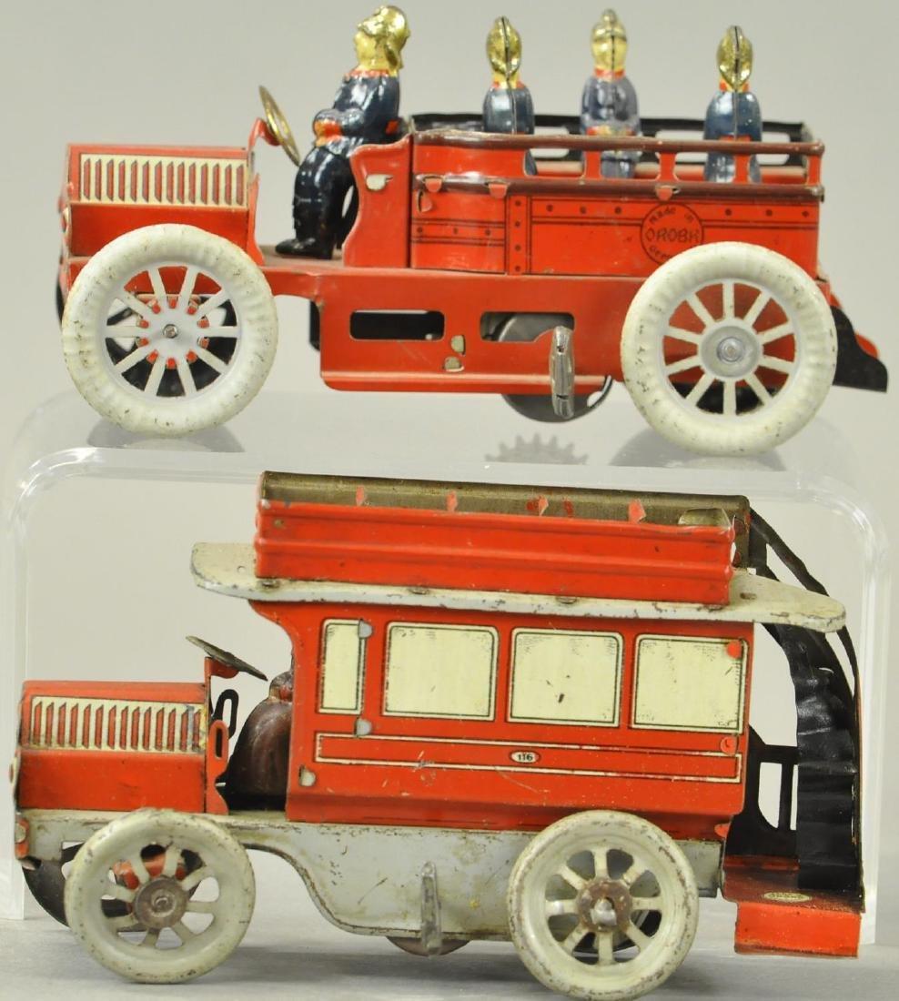 TWO ORBOR AUTOS - FIRE BRIGADE