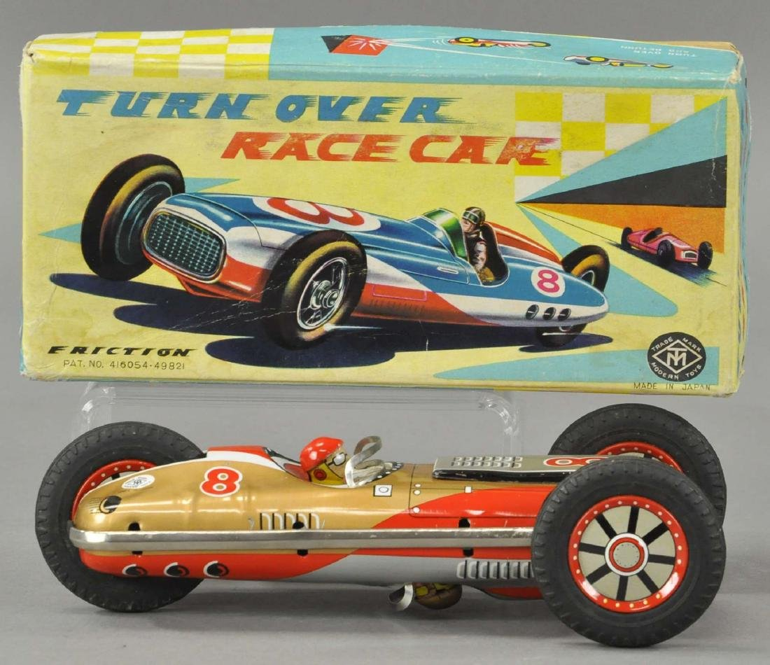 BOXED ROLL OVER RACECAR - TM JAPAN