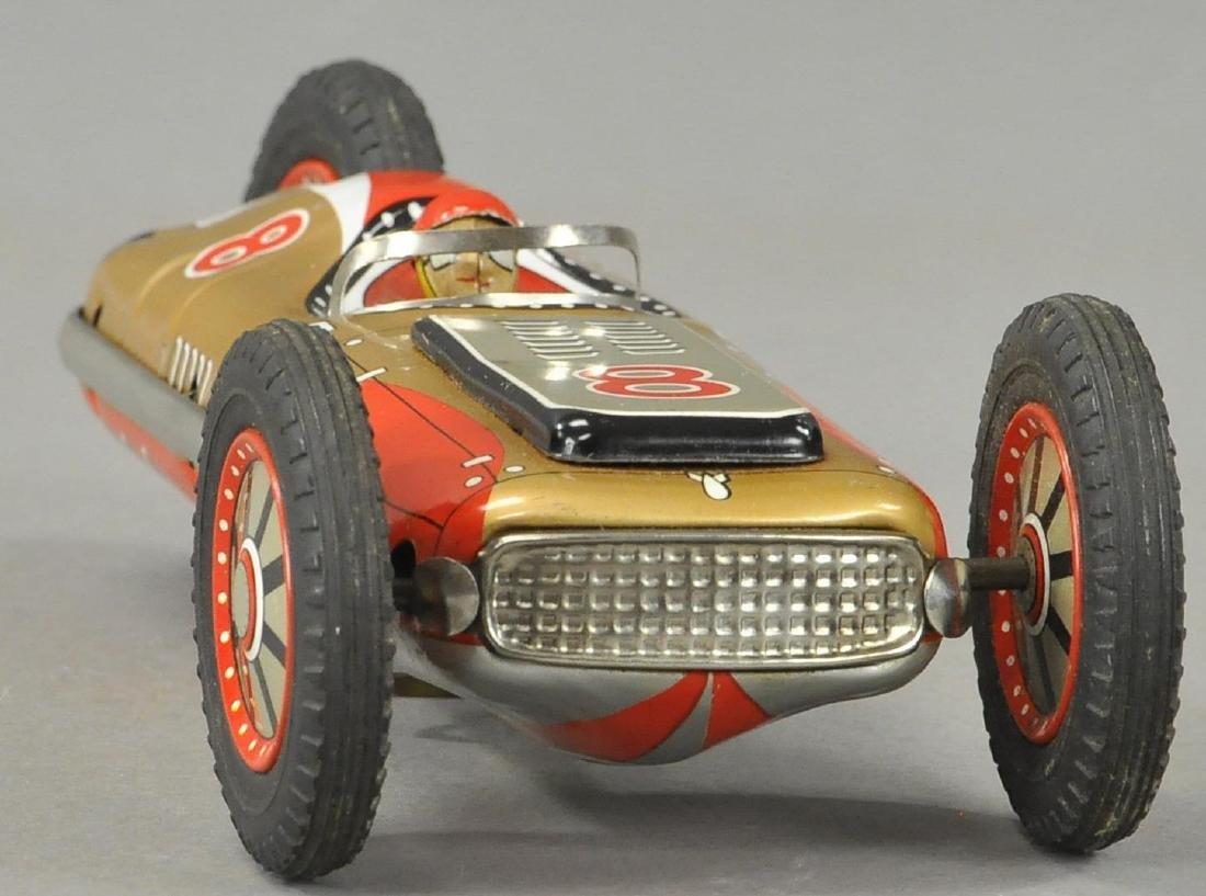 BOXED ROLL OVER RACECAR - TM JAPAN - 2