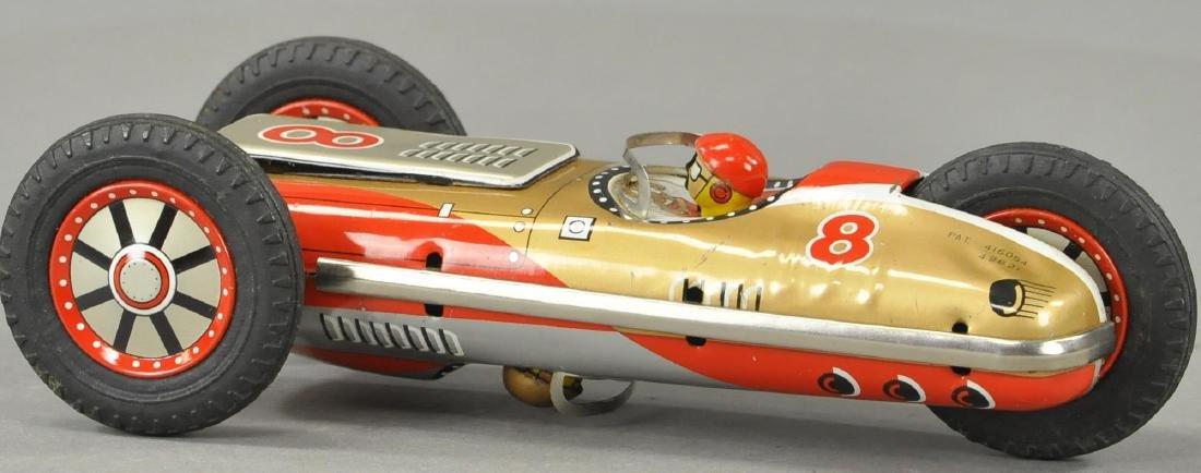 BOXED ROLL OVER RACECAR - TM JAPAN - 3
