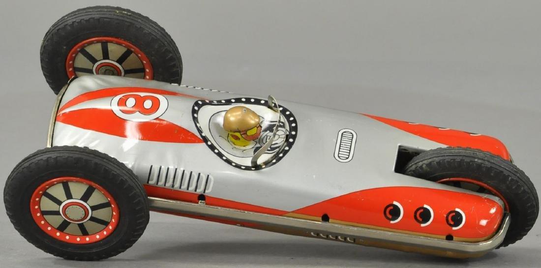 BOXED ROLL OVER RACECAR - TM JAPAN - 4