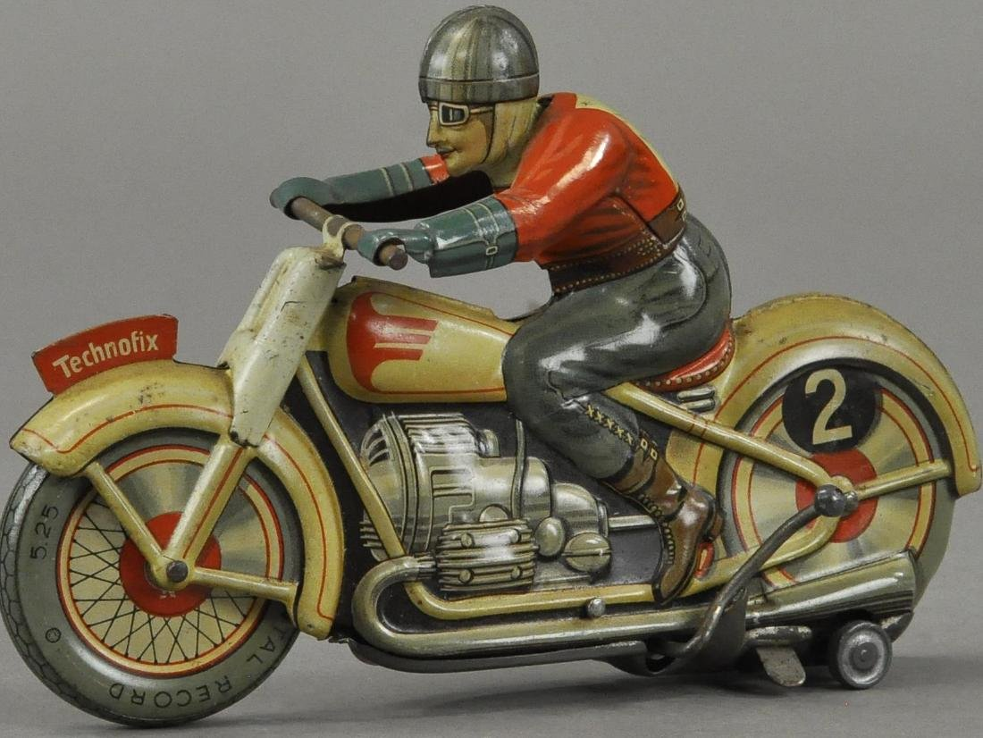 TECHNOFIX NO2 RACER MOTORCYCLE