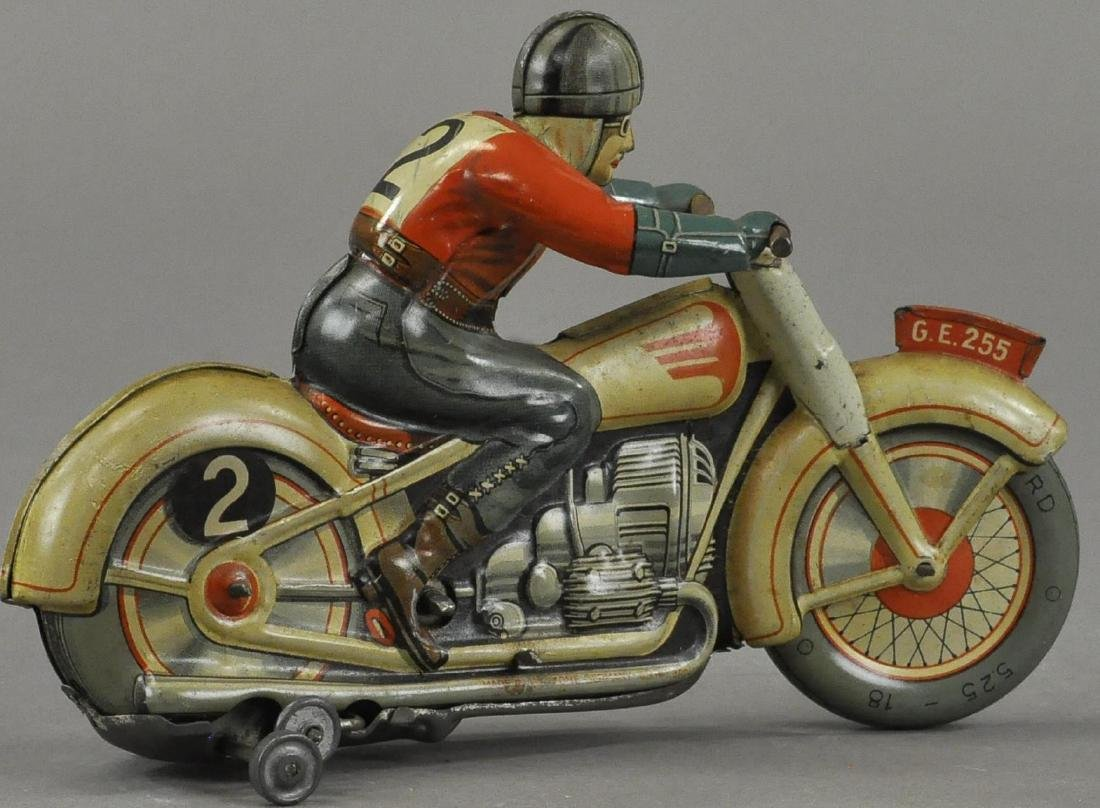 TECHNOFIX NO2 RACER MOTORCYCLE - 2