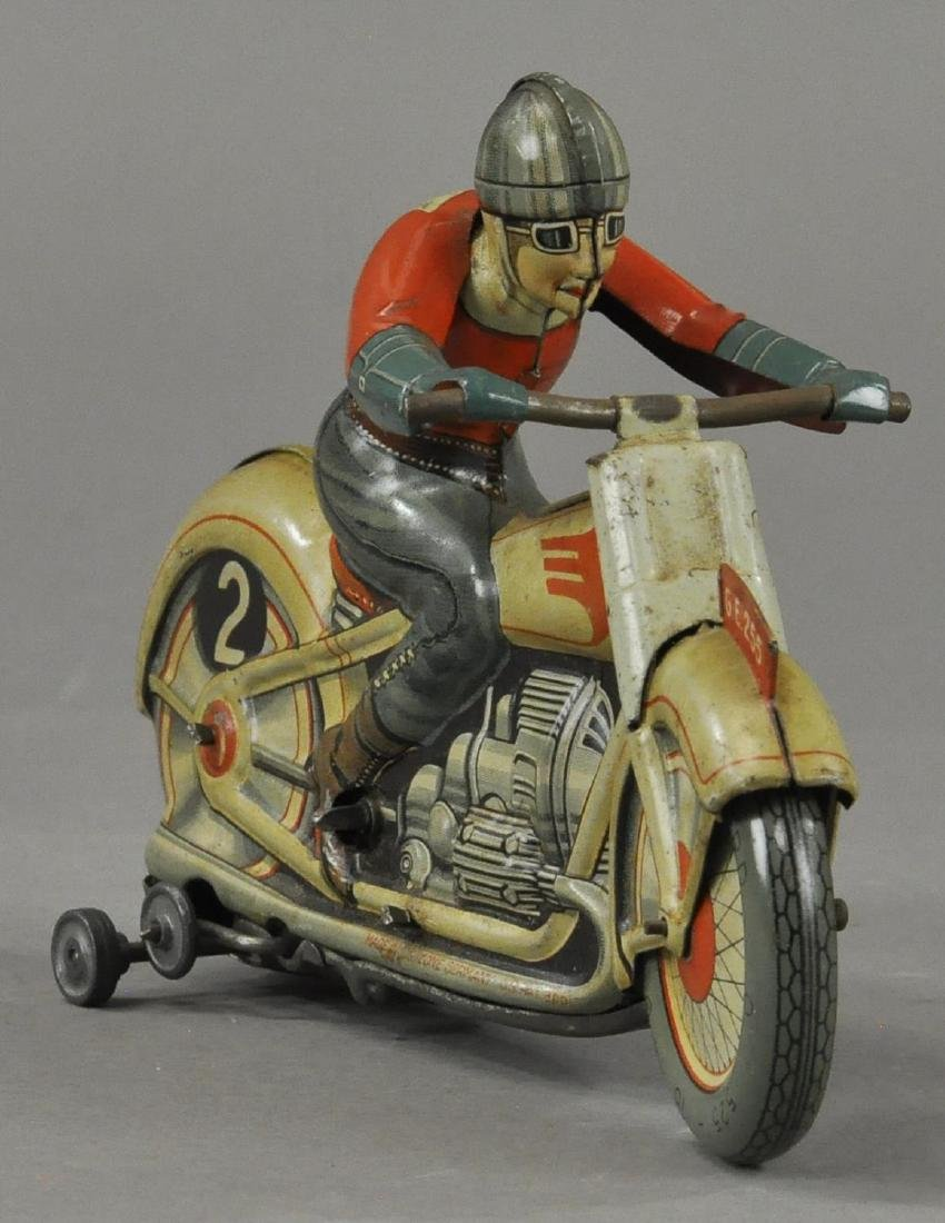 TECHNOFIX NO2 RACER MOTORCYCLE - 3